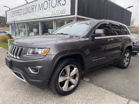 2014 Jeep Grand Cherokee for sale at Certified Luxury Motors in Great Neck NY