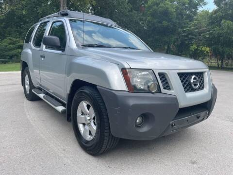 2010 Nissan Xterra for sale at Thornhill Motor Company in Lake Worth TX