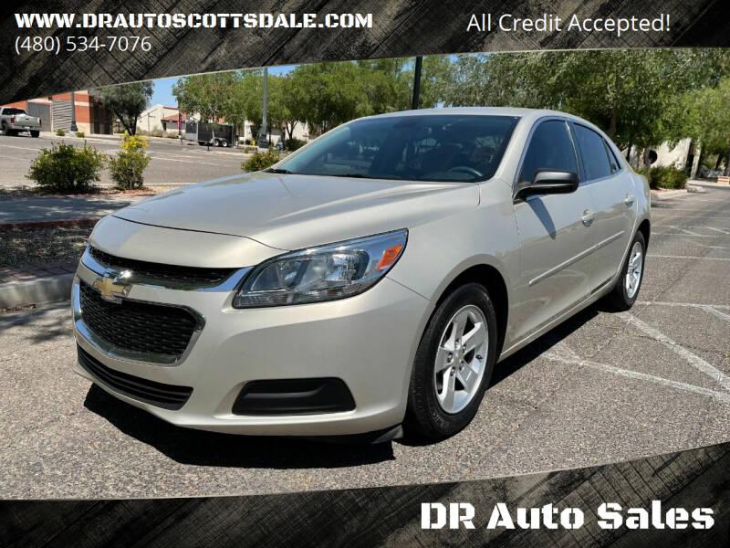 2015 Chevrolet Malibu for sale at DR Auto Sales in Scottsdale AZ