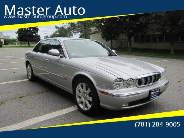 2005 Jaguar XJ-Series for sale at Master Auto in Revere MA