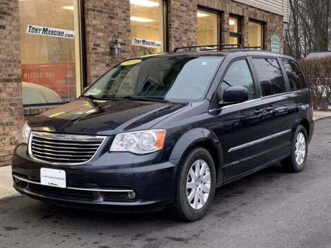 2014 Chrysler Town and Country for sale at The King of Credit in Clifton Park NY