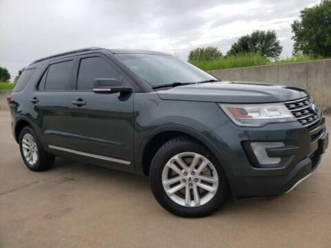 2016 Ford Explorer for sale at BOB HART CHEVROLET in Vinita OK