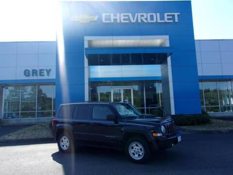 2016 Jeep Patriot for sale at Grey Chevrolet, Inc. in Port Orchard WA