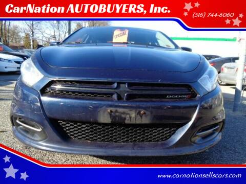 2013 Dodge Dart for sale at CarNation AUTOBUYERS, Inc. in Rockville Centre NY