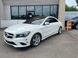 2015 Mercedes-Benz CLA for sale at Car Depot in Detroit MI
