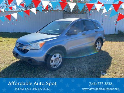 2007 Honda CR-V for sale at Affordable Auto Spot in Houston TX