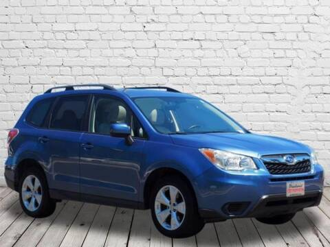2015 Subaru Forester for sale at PHIL SMITH AUTOMOTIVE GROUP - Manager's Specials in Lighthouse Point FL