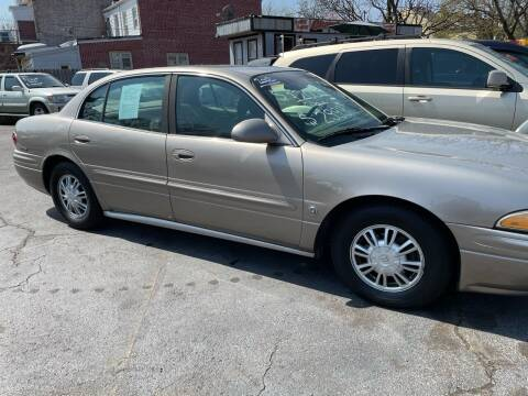 2002 Buick LeSabre for sale at Chambers Auto Sales LLC in Trenton NJ