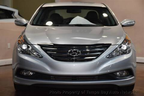 2014 Hyundai Sonata for sale at Tampa Bay AutoNetwork in Tampa FL
