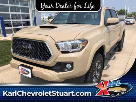 2018 Toyota Tacoma for sale at Karl Pre-Owned in Glidden IA