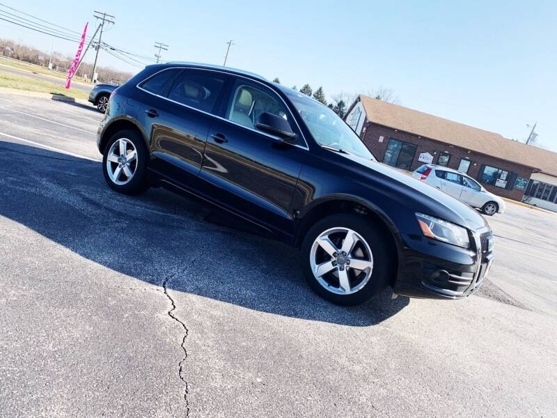 2009 Audi Q5 for sale at New Wave Auto of Vineland in Vineland NJ