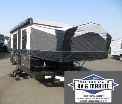2021 Forest River ROCKWOOD 2280HESP-W for sale at SOUTHERN IDAHO RV AND MARINE in Jerome ID