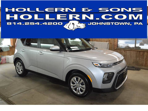 2020 Kia Soul for sale at Hollern & Sons Auto Sales in Johnstown PA