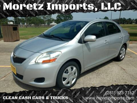 2011 Toyota Yaris for sale at Moretz Imports, LLC in Spring TX