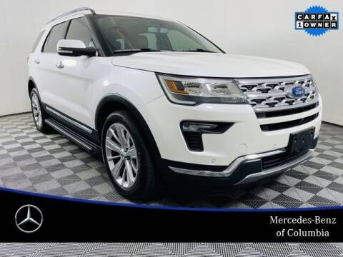 2018 Ford Explorer for sale at Preowned of Columbia in Columbia MO