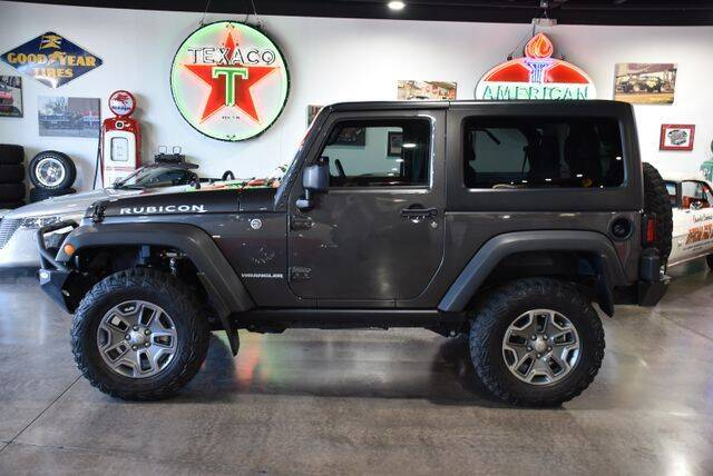 2017 Jeep Wrangler for sale at Choice Auto & Truck Sales in Payson AZ