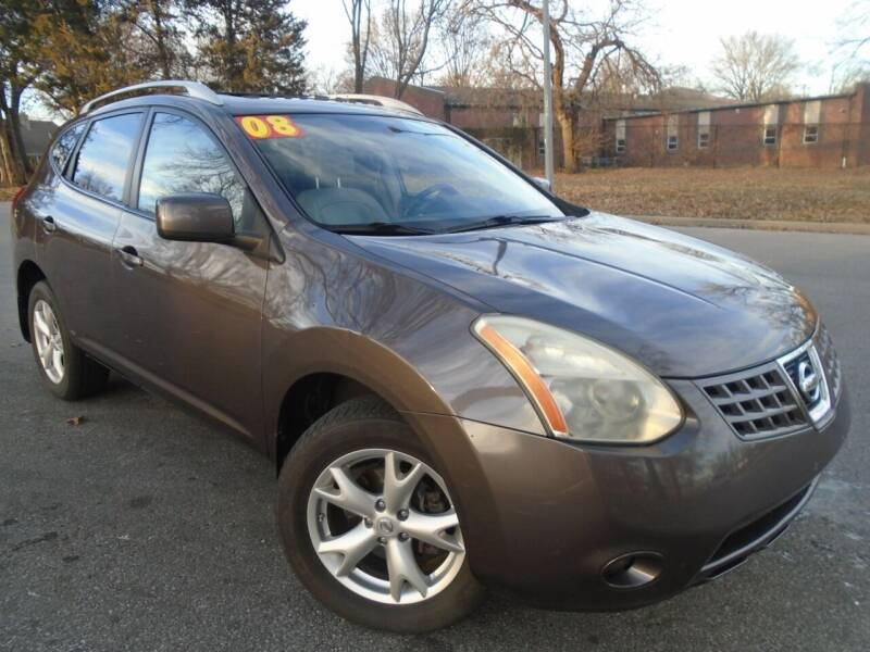 2008 Nissan Rogue for sale at Sunshine Auto Sales in Kansas City MO