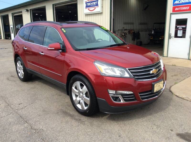 2013 Chevrolet Traverse for sale at TRI-STATE AUTO OUTLET CORP in Hokah MN