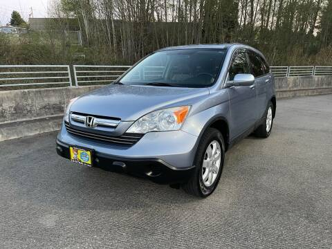 2007 Honda CR-V for sale at Zipstar Auto Sales in Lynnwood WA