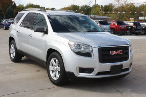 2014 GMC Acadia for sale at Sandusky Auto Sales in Sandusky MI