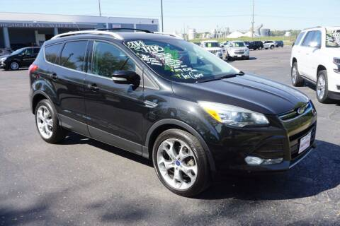 2014 Ford Escape for sale at Ideal Wheels in Sioux City IA