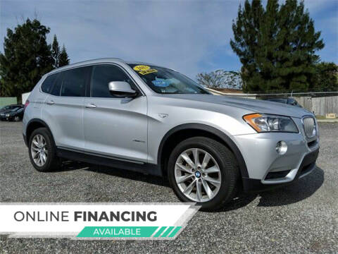 2013 BMW X3 for sale at Car Spot Of Central Florida in Melbourne FL
