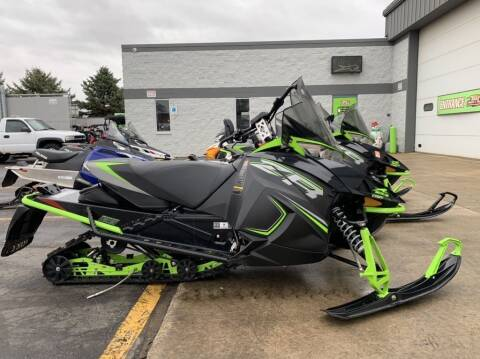 2019 Arctic Cat ZR 3000 129 for sale at Road Track and Trail in Big Bend WI