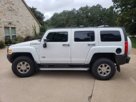 2009 HUMMER H3 for sale at Classic Car Deals in Cadillac MI