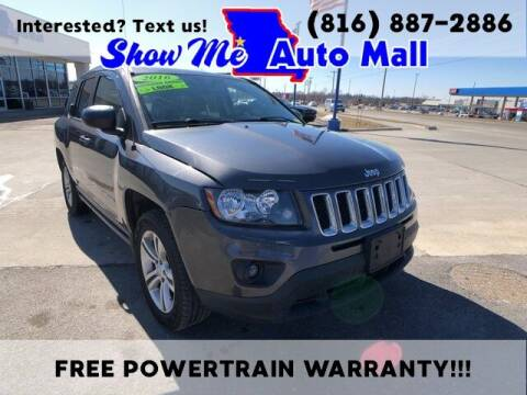 2016 Jeep Compass for sale at Show Me Auto Mall in Harrisonville MO