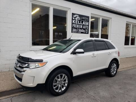 2012 Ford Edge for sale at Kellam Premium Auto Sales & Detailing LLC in Loudon TN