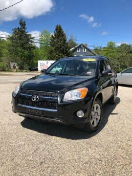 2010 Toyota RAV4 for sale at Hornes Auto Sales LLC in Epping NH