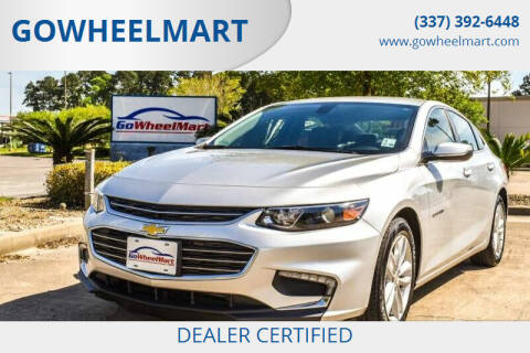 2020 Chevrolet Malibu for sale at GOWHEELMART in Leesville LA