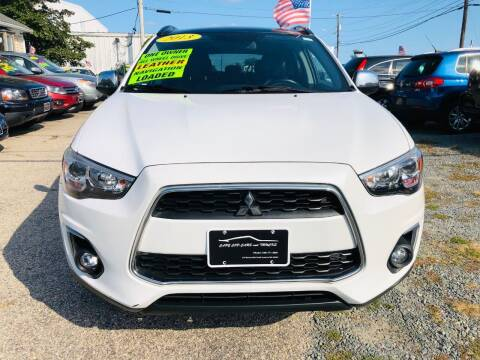 2013 Mitsubishi Outlander Sport for sale at Cape Cod Cars & Trucks in Hyannis MA