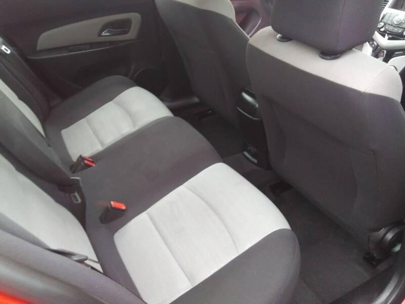 2014 Chevrolet Cruze LS Manual 4dr Sedan w/1SA - Hanover PA