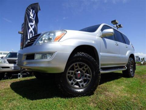 2006 Lexus GX 470 for sale at National Motors in San Diego CA