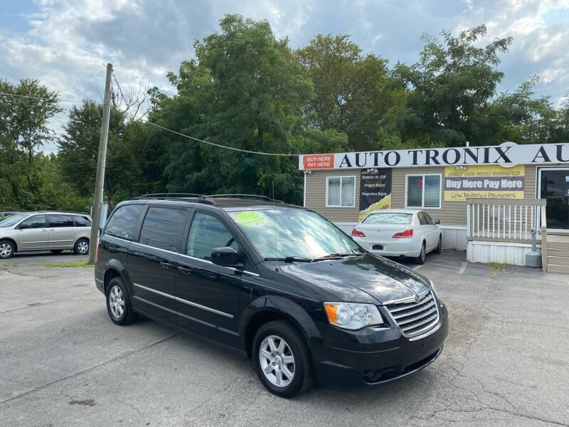 2010 Chrysler Town and Country for sale at Auto Tronix in Lexington KY