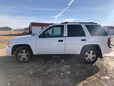 2006 Chevrolet TrailBlazer for sale at TnT Auto Plex in Platte SD
