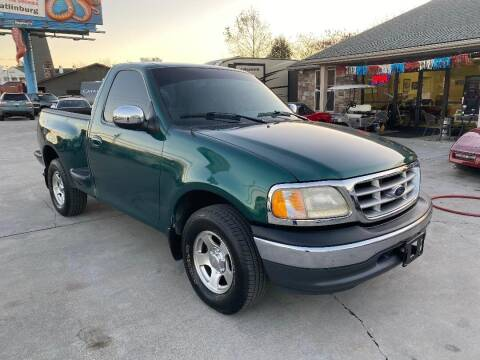 2000 Ford F-150 for sale at Autoway Auto Center in Sevierville TN