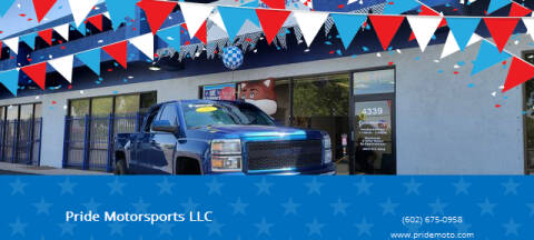 2015 Chevrolet Silverado 1500 for sale at Pride Motorsports LLC in Phoenix AZ
