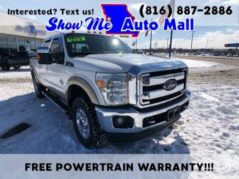 2014 Ford F-250 Super Duty for sale at Show Me Auto Mall in Harrisonville MO