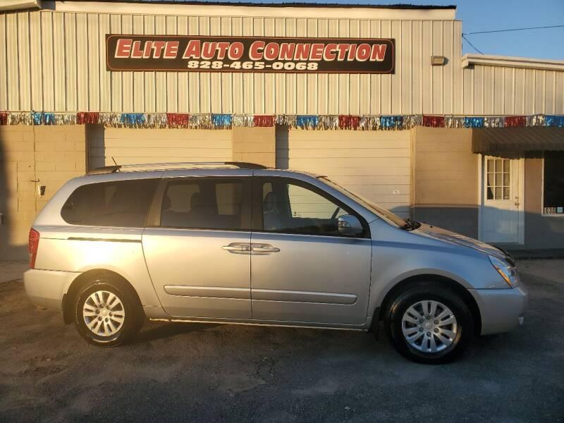 2012 Kia Sedona for sale at Elite Auto Connection in Conover NC