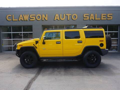2003 HUMMER H2 for sale at Clawson Auto Sales in Clawson MI