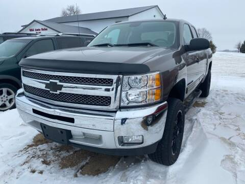 2013 Chevrolet Silverado 1500 for sale at RDJ Auto Sales in Kerkhoven MN
