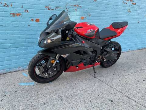 2012 Kawasaki Ninja ZX-6R for sale at Autoforward Motors Inc in Brooklyn NY