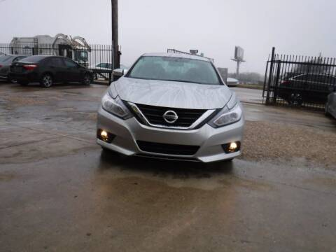 2018 Nissan Altima for sale at N & A Metro Motors in Dallas TX