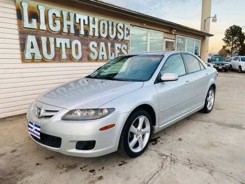 2008 Mazda MAZDA6 for sale at Lighthouse Auto Sales LLC in Grand Junction CO