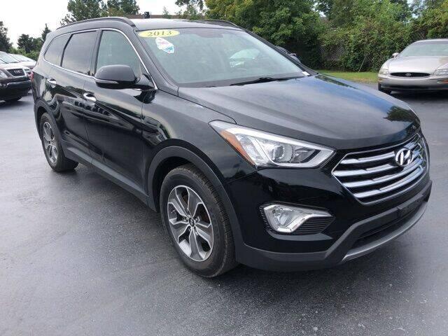 2013 Hyundai Santa Fe for sale at Newcombs Auto Sales in Auburn Hills MI