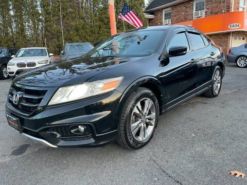 2014 Honda Crosstour for sale at Bloomingdale Auto Group - The Car House in Butler NJ