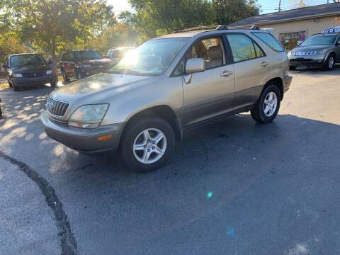 2002 Lexus RX 300 for sale at KP'S Cars in Staunton VA