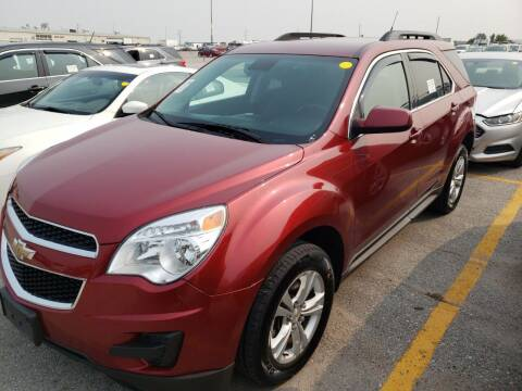 2012 Chevrolet Equinox for sale at Used Cars Colby in Colby KS